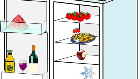Храни и напитки, които не трябва да слагаме в камерата