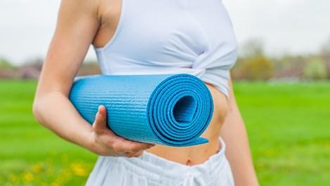4 лесни пози от йога, коите укрепват таза (видео)