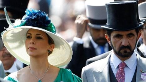 Защо съпругата на шейха на Дубай избяга с 31 млн. паунда?