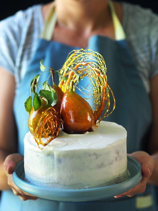 Великолепните рцепти на Дани може да намерите в нейния блог Cooks and Bakes