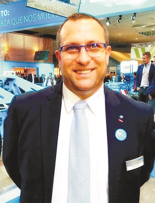 Николай Колев, представител на LEMKEN за България