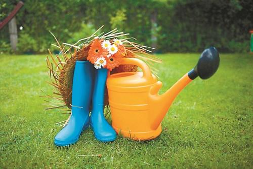 Защита на градината