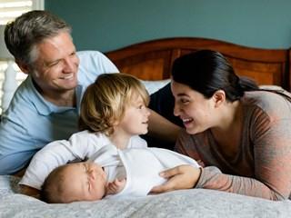 Как да благодарим на родителите си