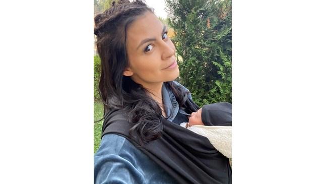 11 дни след раждането Деси Цонева се върна на работа
