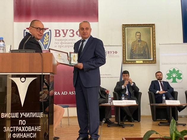 """""""ОЗК-Застраховане"""" с приз за най-динамично развитие"""