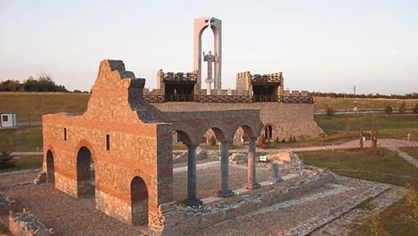 """Археологически парк """"Нов живот за миналото"""" в Раднево"""