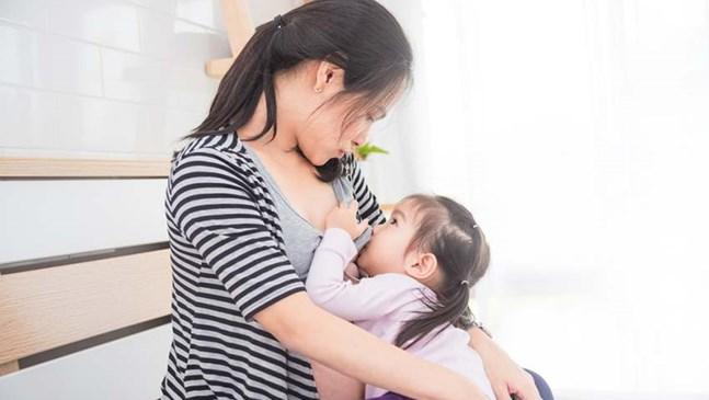 Как да отбием детето, когато вече е голямо