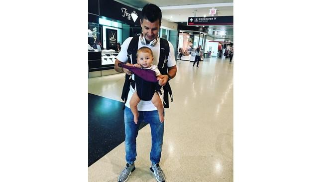 Мика Стоичкова идва с дъщеря си