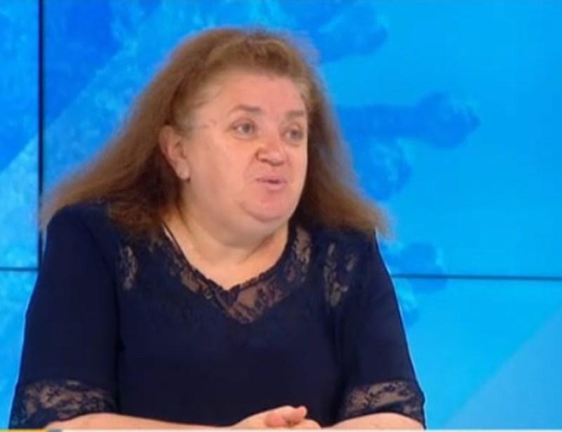 Проф. Радостина Александрова