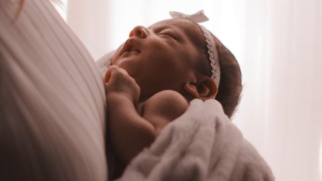 Как да установим добри навици за сън на бебето