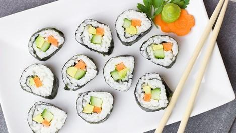 Лесно приготвяне на суши у дома (+рецепта)