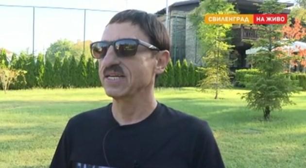 Милко Калайджиев: Съпругата ми не е доволна, че се кандидатирах за кмет