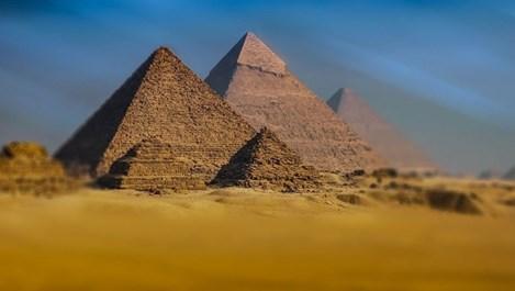 Тайнствените енергии на пирамидите