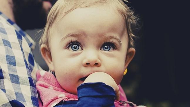 Бебето ми има тъмни кръгове под очите