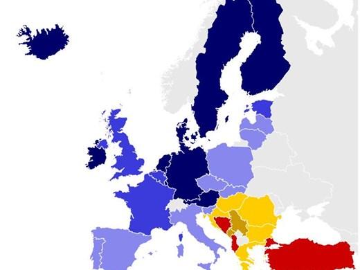 Класация: България в една група с Испания и Полша по икономическо развитие