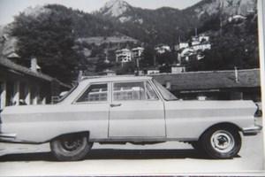 Колата, създадена от Георги Милушев, вдигала до 120 км в час.