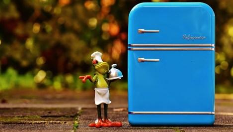 Необичайните приложения на камерата на хладилника