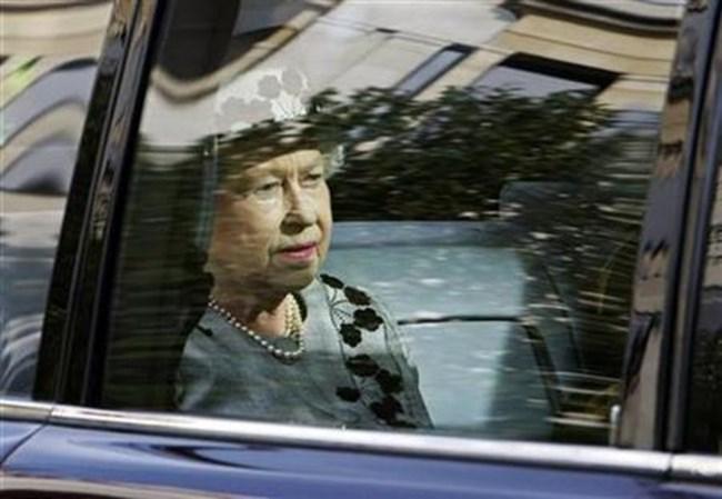 Кралица Елизабет Снимка: Ройтерс