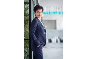 Д-р инж. Боряна Манолова, главен изпълнителен директор на Siemens България, председател на Съвета на жените в бизнеса в България (СЖББ)