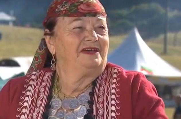 Валя Балканска: Сърцето на Родопите винаги тупти бързо, идвам на Рожен заради хората