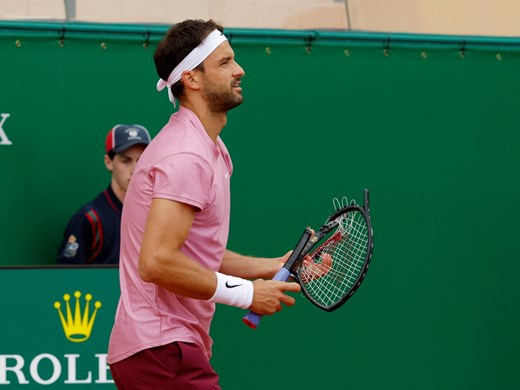Григор отказа турнира в Барселона