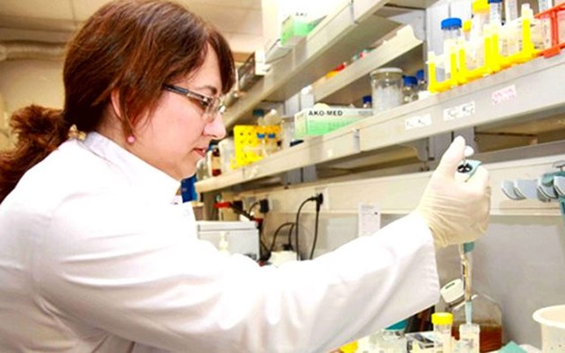 Несрин от село Паисиево вече има патент за революционна технология за ваксина