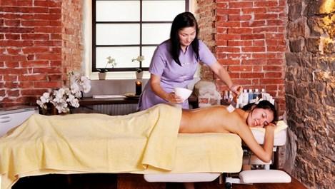 С един масаж по-млади, по-спокойни и без целулит