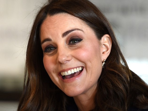 Кейт имала снимка на принц Уилям на стената на спалнята си още в училище
