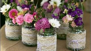 Красиви алтернативи на вазите (галерия)