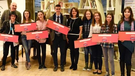 Конкурс за каузи, които променят света, бе спечелен от седем тийнейджъри