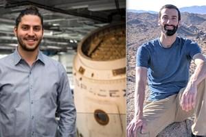 Двама българи в екипа на историческия полет на SpaceX, извел двама US астронавти в космоса