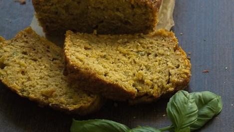 Ароматен хляб с мед и тиква