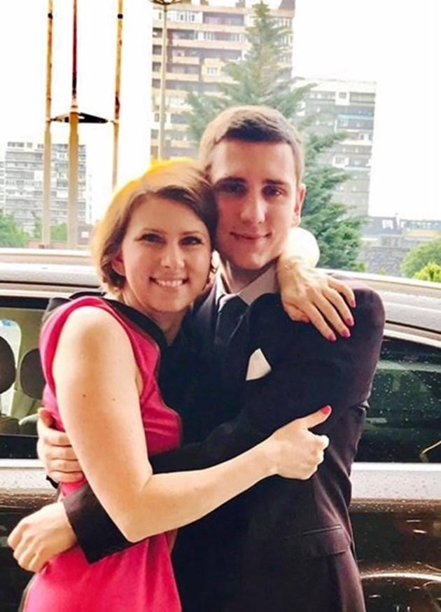 До 4 години ще лежи убиецът на Милен Цветков