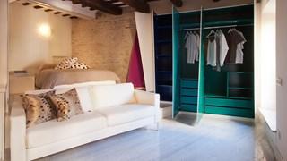 Вертикални зони в малкото жилище (галерия)