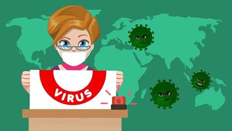 Джона Липтън: Ебола ме научи, че паниката няма да помогне за коронавируса