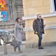 Яна Маринова с тайнствен мъж