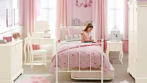 Неустоими идеи за розова детска стая