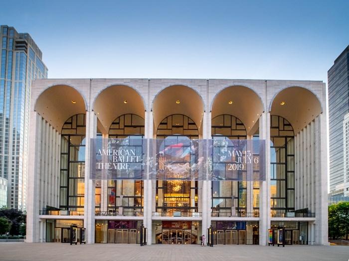 Метрополитен опера в Ню Йорк
