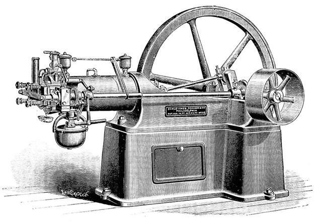 Леонардо да Винчи е бащата на двигателя с вътрешно горене