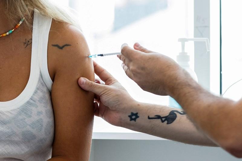 Хай Шаулан е бил противник на ваксинирането