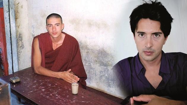 Българин стана тибетски монах