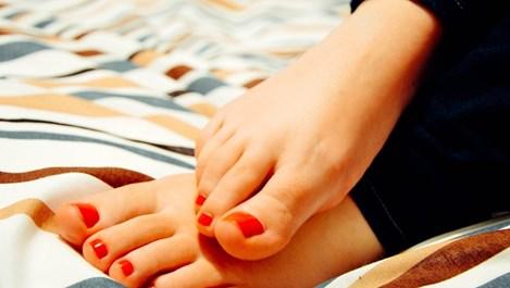 Маски за крака – новият тренд