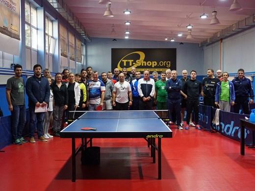Над 30 състезатели участваха в турнир по тенис на маса в неделя в Русе