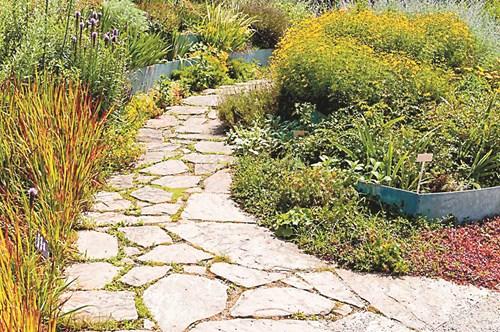 Градинските пътеки