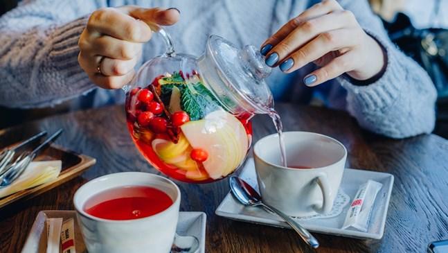Какъв чай мога да пия, когато съм бременна?