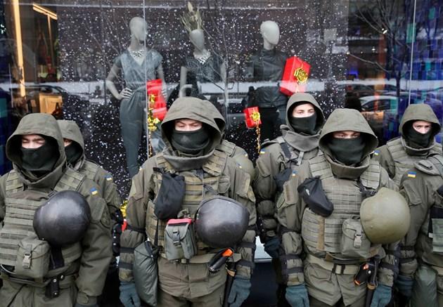 Започва съдебният процес срещу Михаил Саакашвили