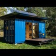Къщичка от контейнер осигурява живот извън мрежата (ВИДЕО)