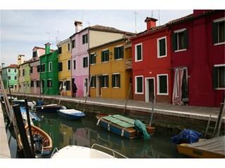 Бурано - по-добрата Венеция (галерия)