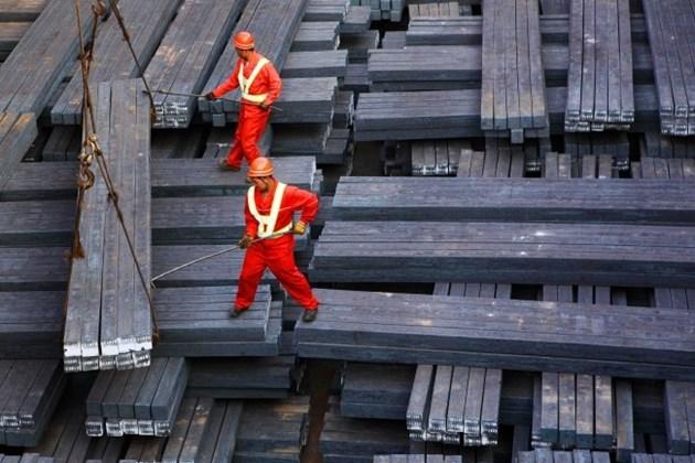 25% ръст на дневното производство на необработена стомана в Китай през февруари