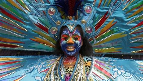 Снимки от карнавала в Тринидад и Тобаго